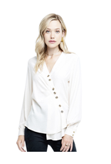 astr astr cross over blouse