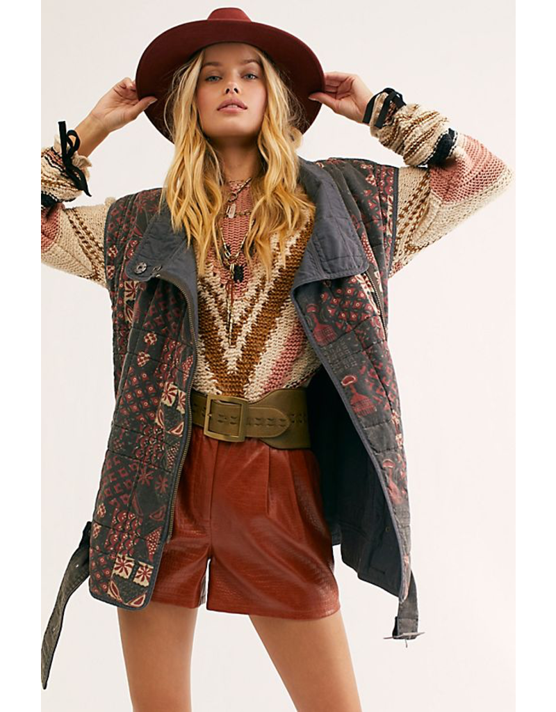 free people free people jenny quilded moto