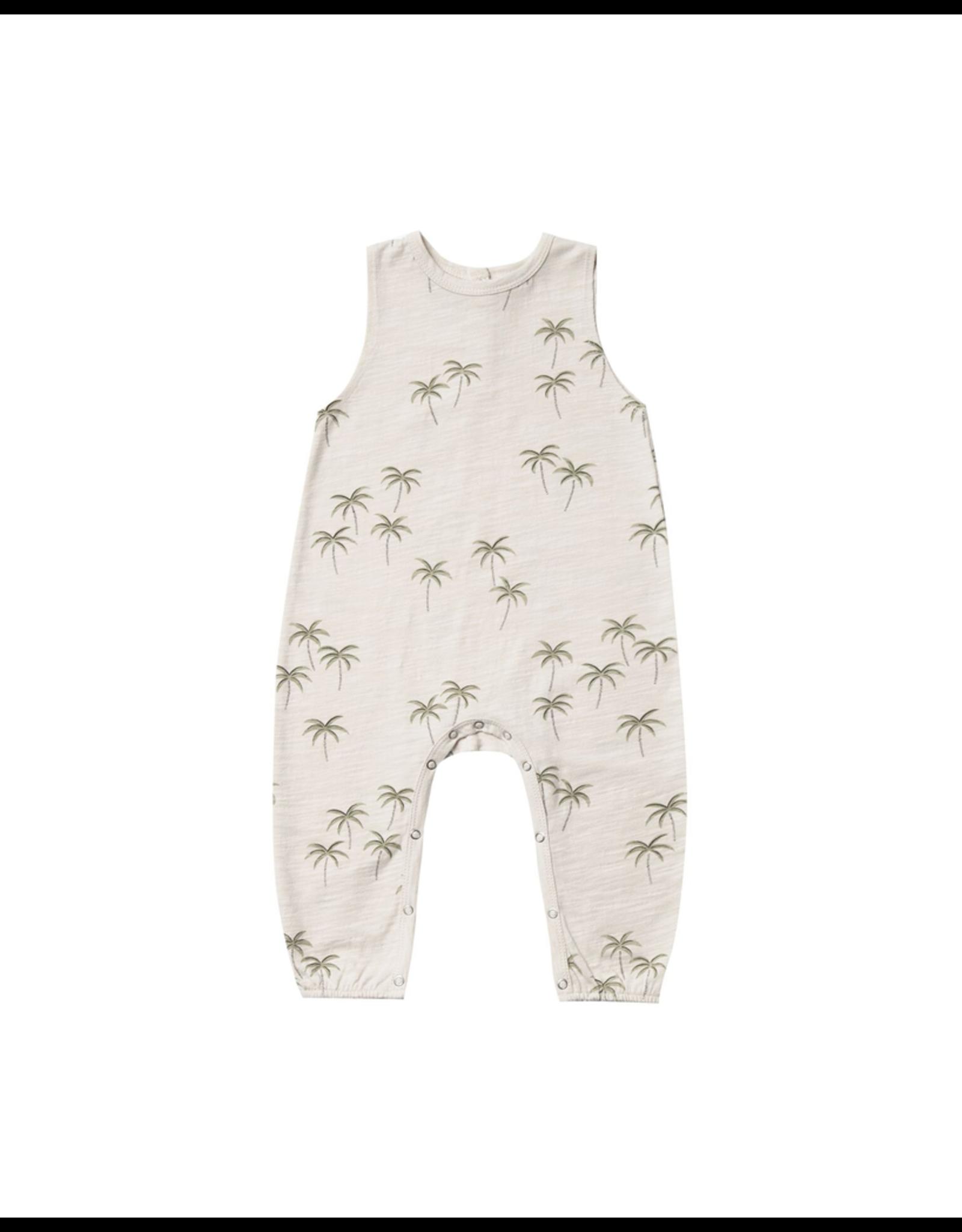 rylee cru rylee + cru palm mills jumpsuit