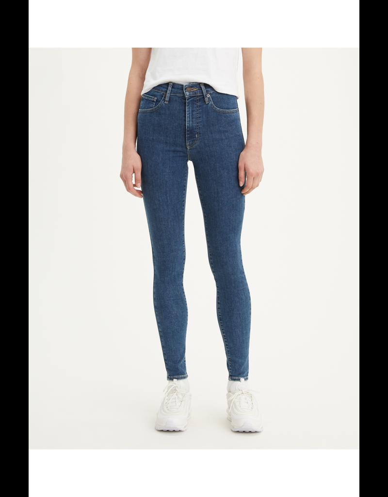 levi levi's mile high spuer skinny jeans