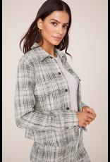 bb dakota lead by tweed jacket