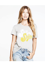 chaser chaser vintage jersey crew neck tee