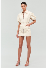 cameo c/meo collective peripheral short sleeve dress