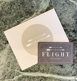 flight lux gift card