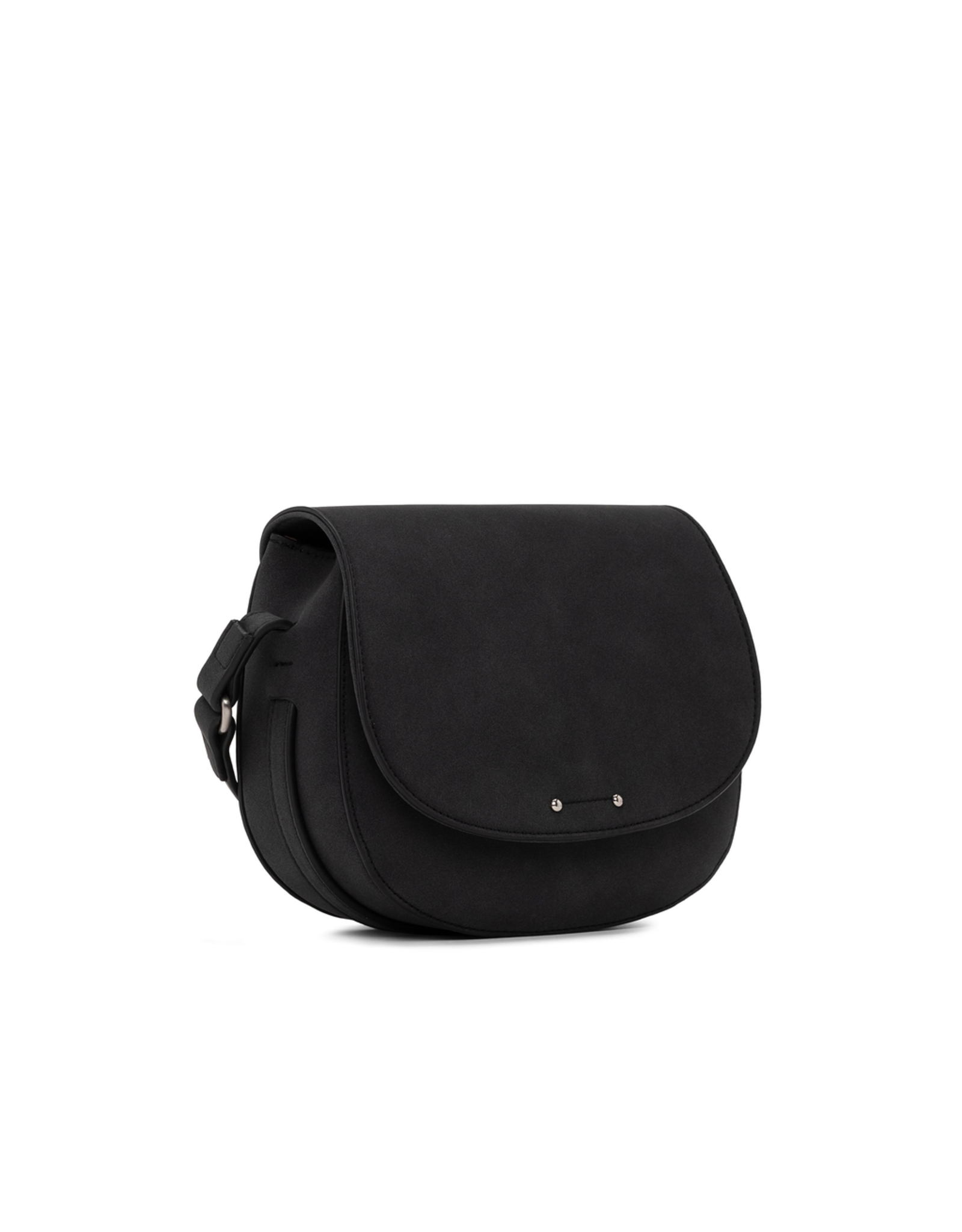 flight lux colab round saddle bag