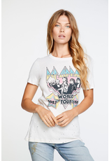 chaser def leppard world tour tee