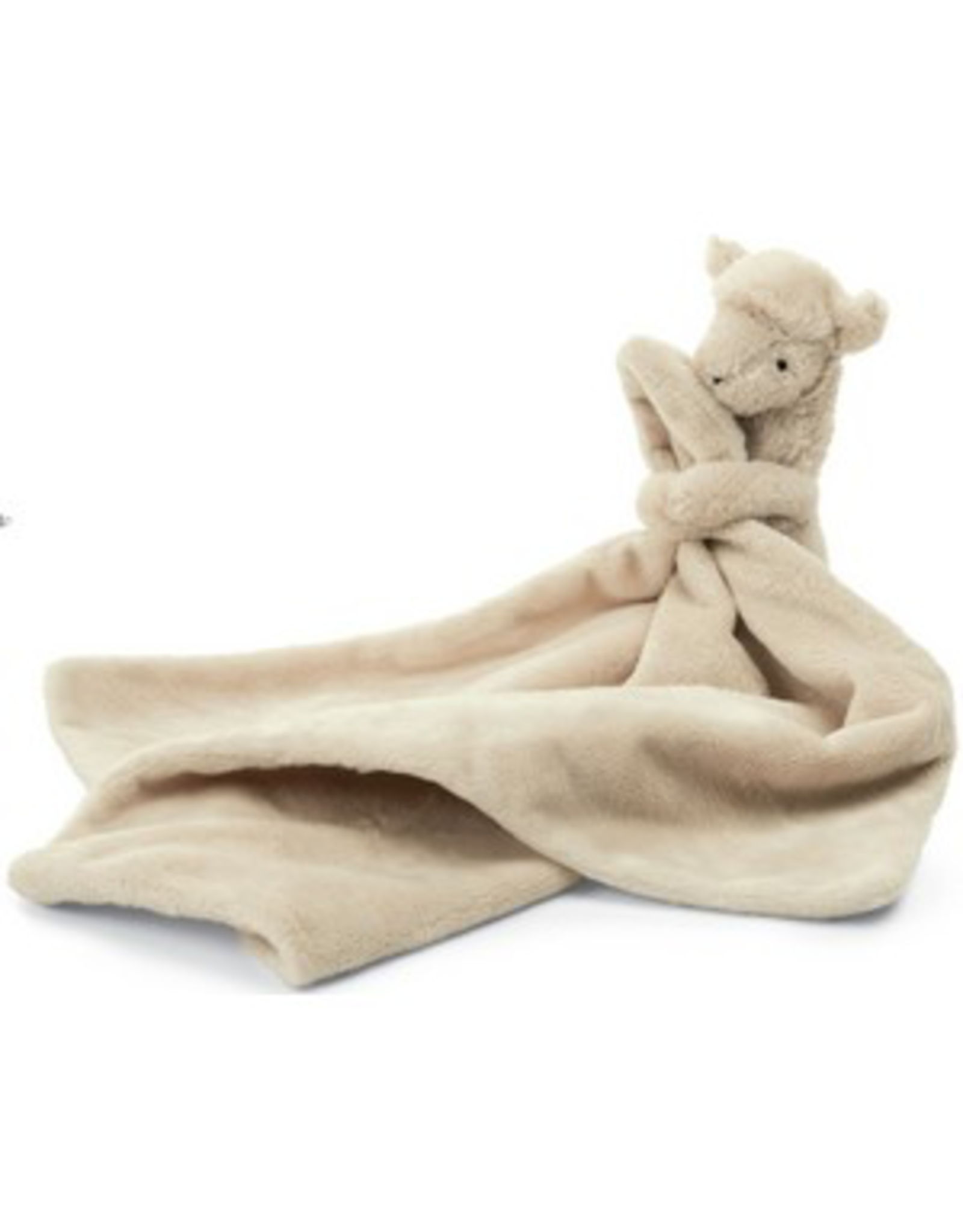 jellycat jellycat bashful llama soother