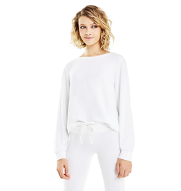 wildfox wildfox baggy beach jumper