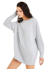 wildfox wildfox roadtrip sweater heather