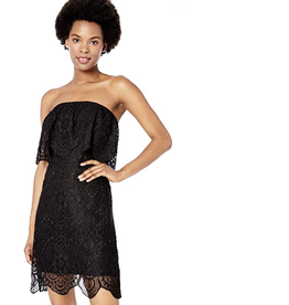 bb dakota a lace of you mini dress