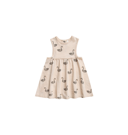 rylee cru layla swans dress