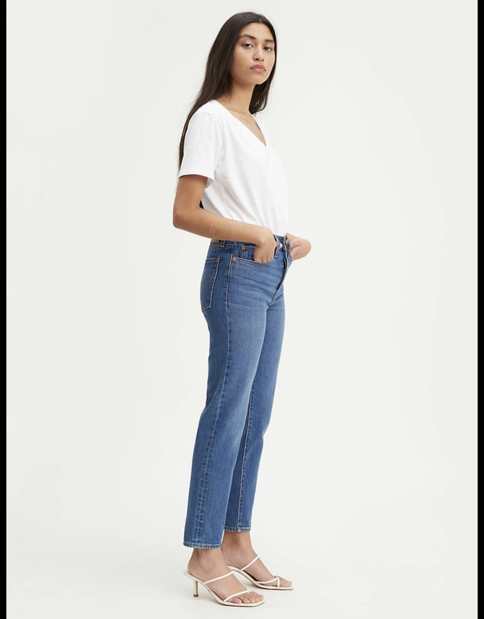 levi levis wedgie jeans