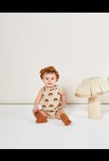rylee cru rylee + cru mushroom bubble onesie