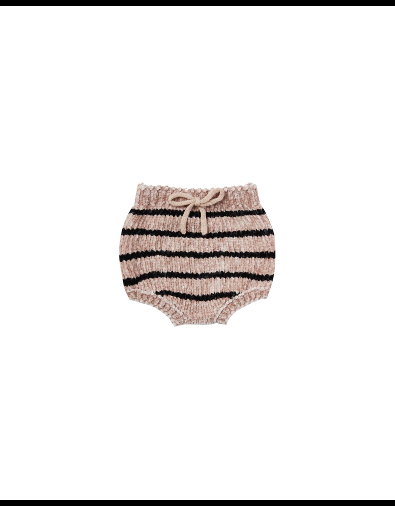 rylee cru rylee + cru striped chenille bloomers