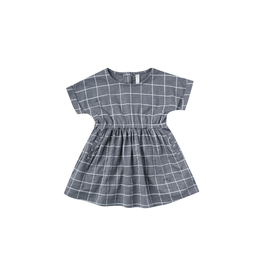 rylee cru rylee + cru wavy check kat dress
