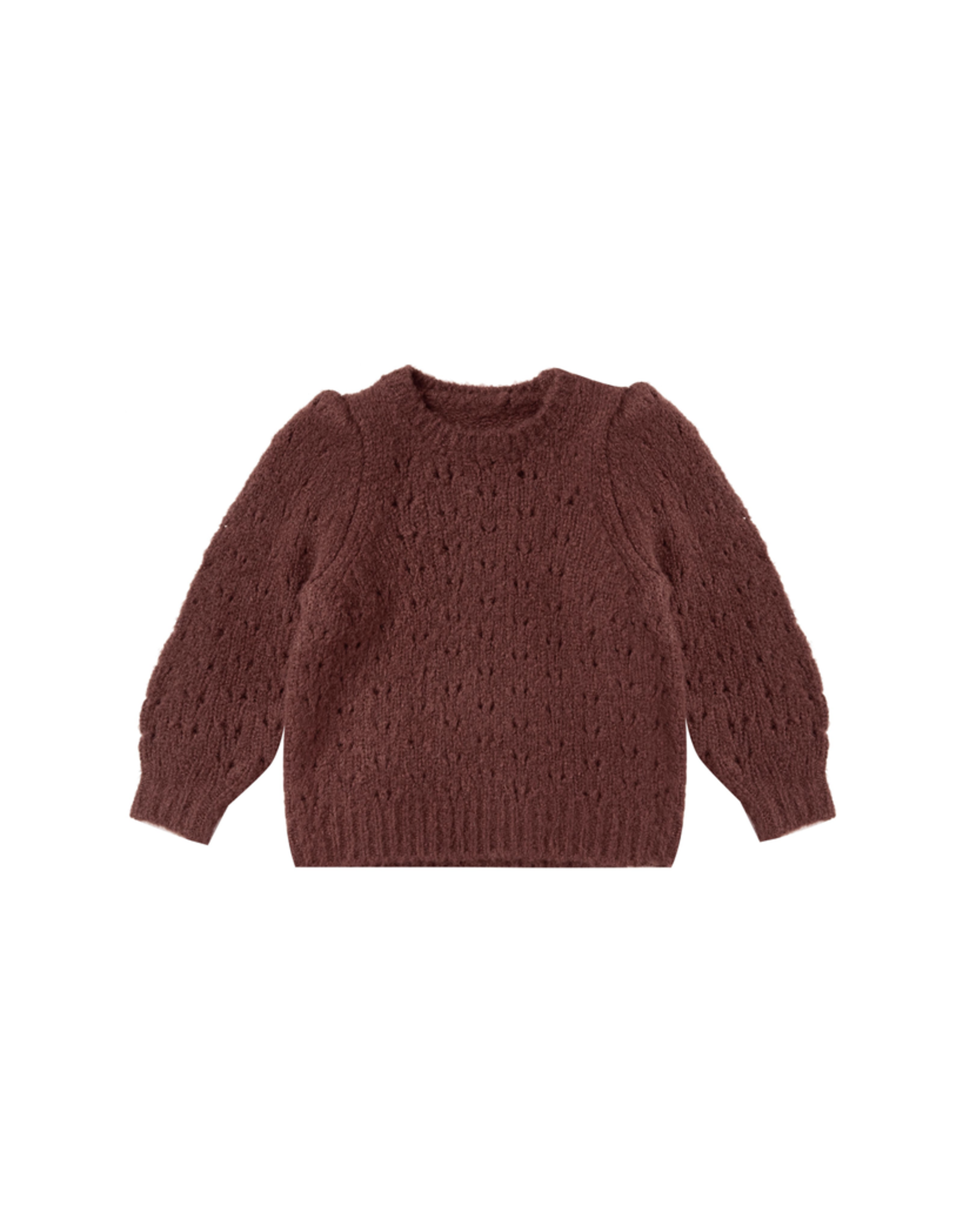 rylee cru rylee + cru balloon sweater