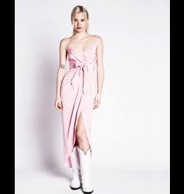 flight lux floral print maxi dress