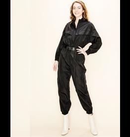 flight lux flight suit with belt