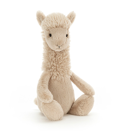 jellycat jelly cat bashful llama medium