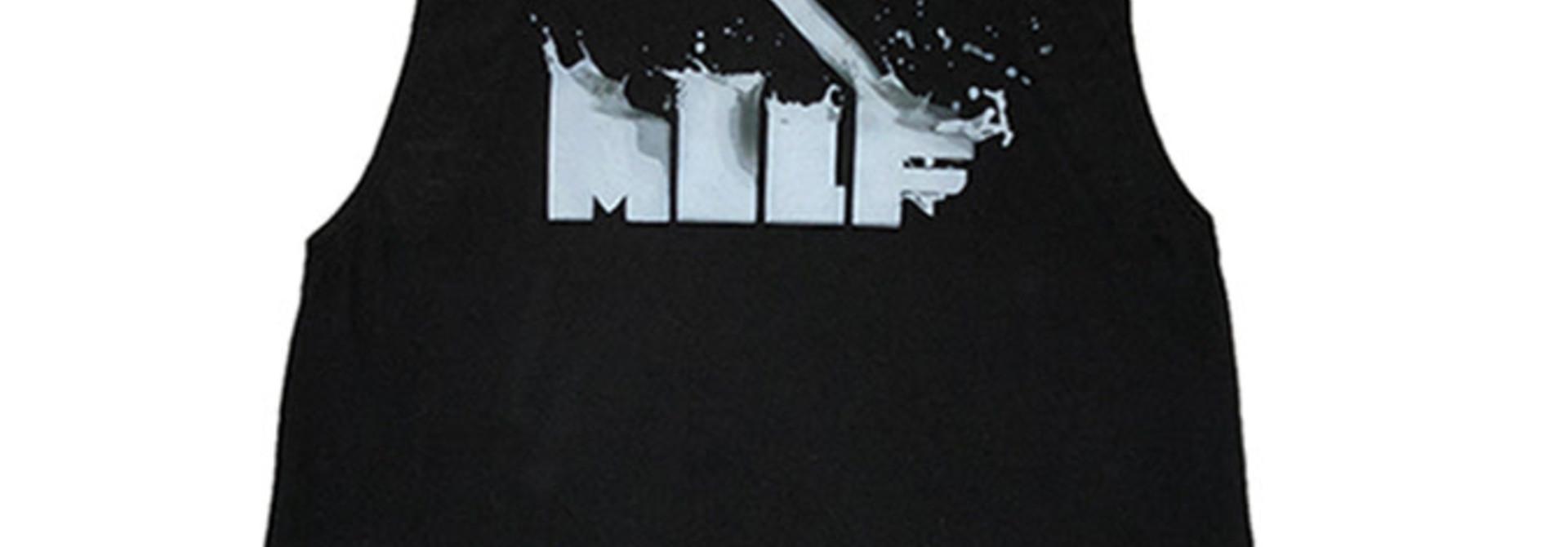 LYFE BRAND MILF MUSCLE TEE
