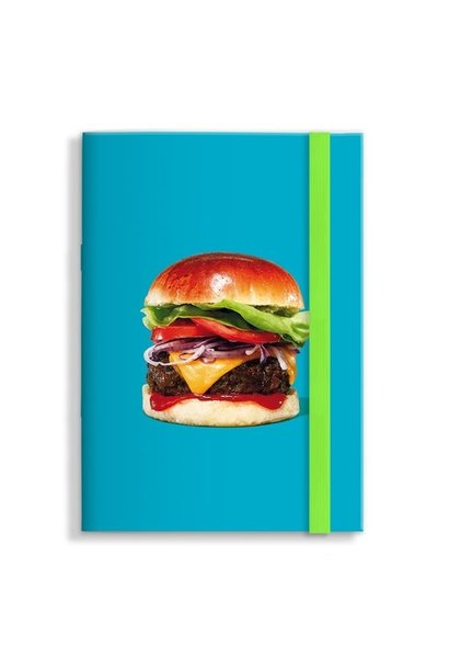 HAMBURGER NOTEBOOK