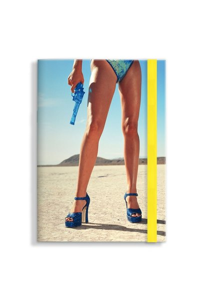 BEACH LEGS NOTEBOOK