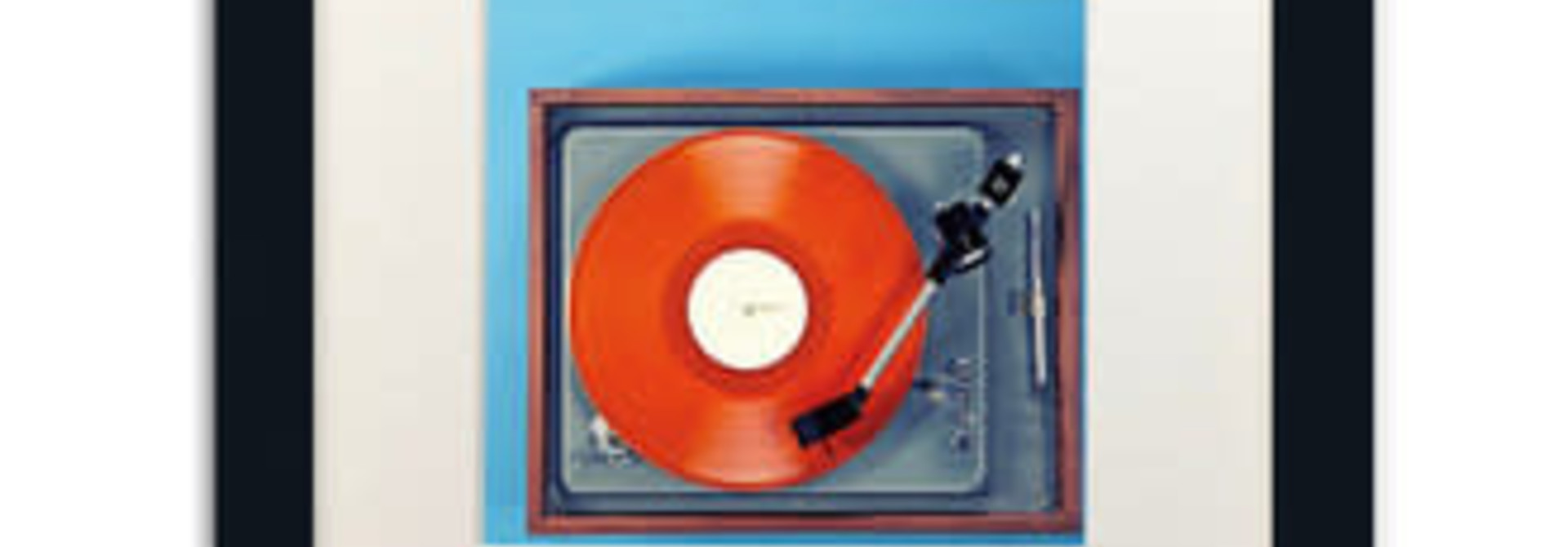 M24 ART PHOTO PRINTS, RECORD PLAYER