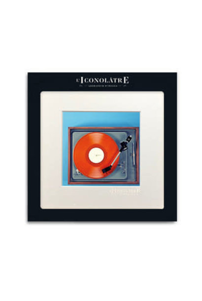 WALL ART PHOTO PRINT, RECORD PLAYER