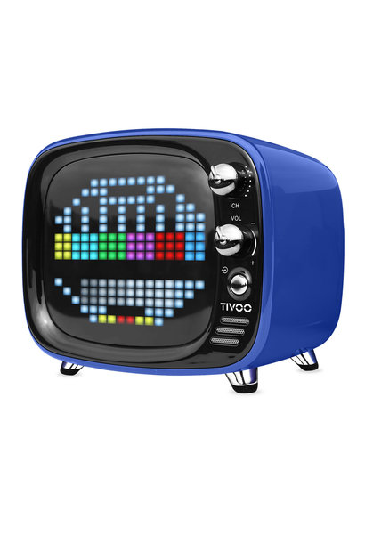 TIVOO BLUETOOTH SPEAKER, BLUE