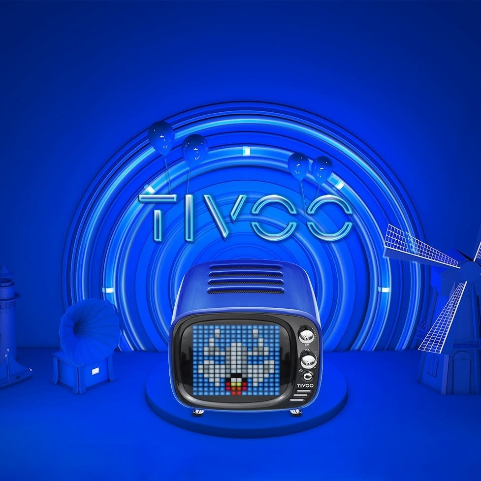 M24 TIVOO, BLUE-3