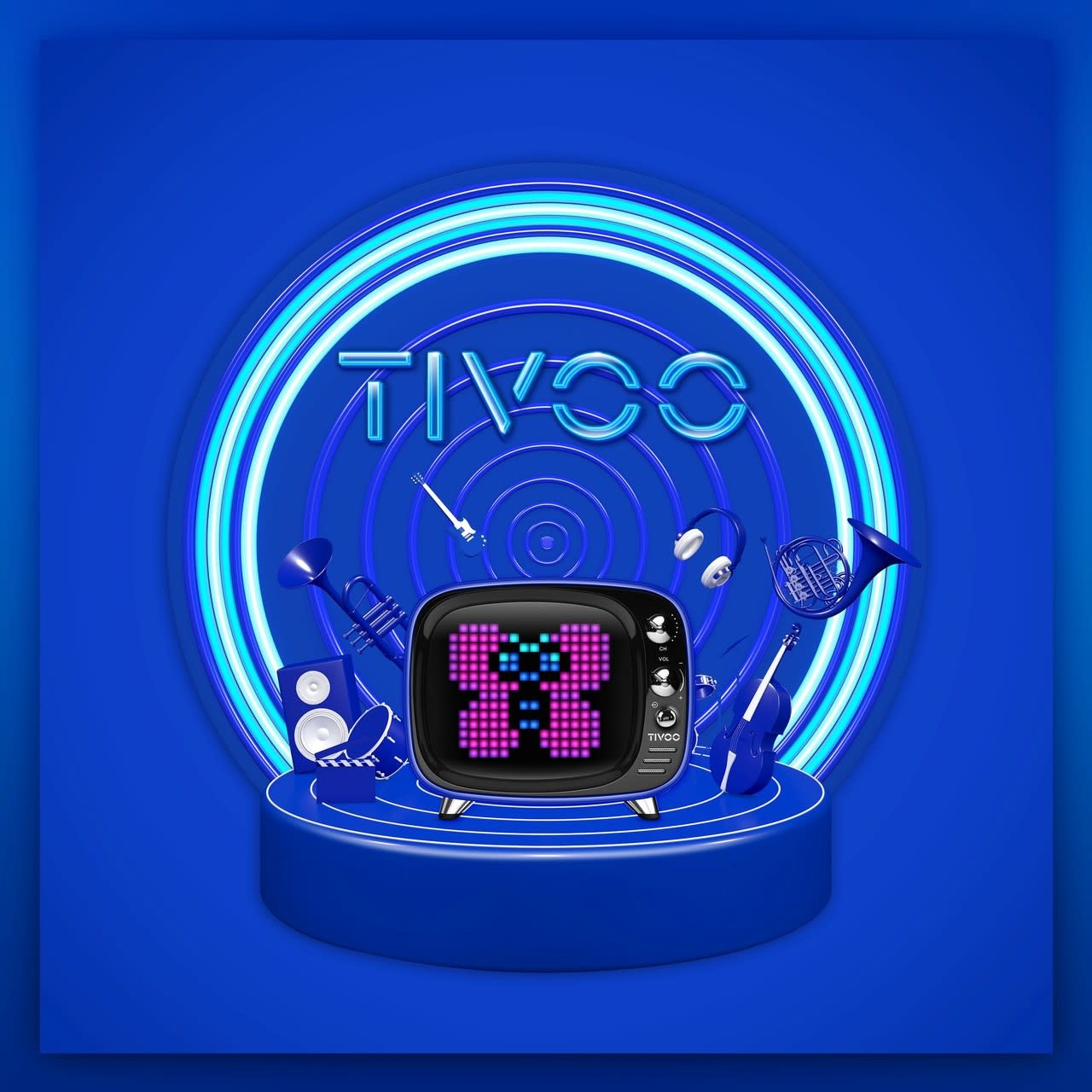 M24 TIVOO, BLUE-4