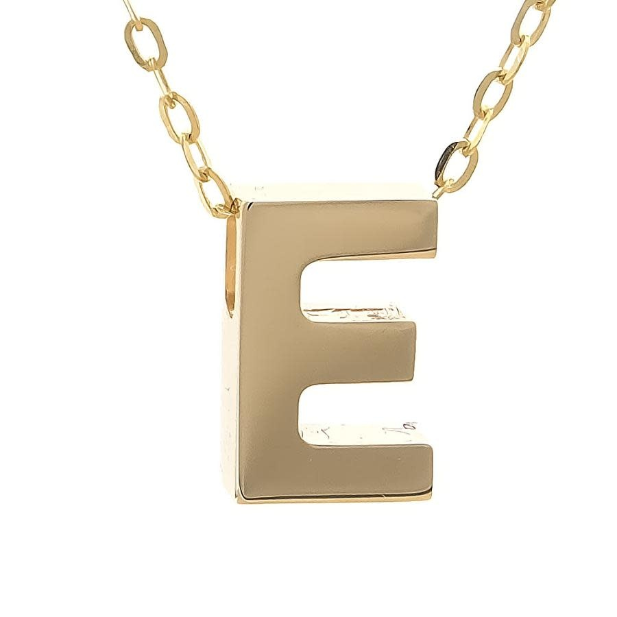 MMJ 14K INITIAL NECKLACE-4