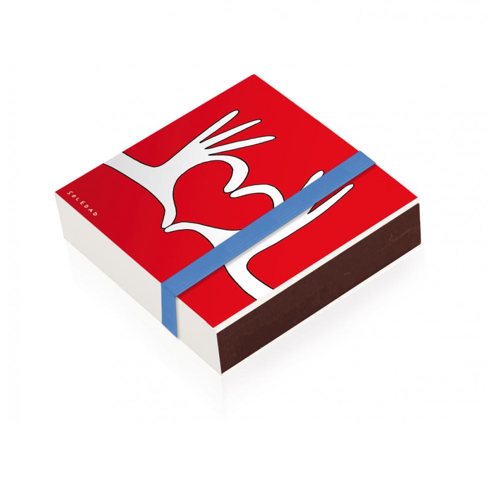 M24 SAFTEY MATCHES, SOLEDAD (HEART HANDS)-1