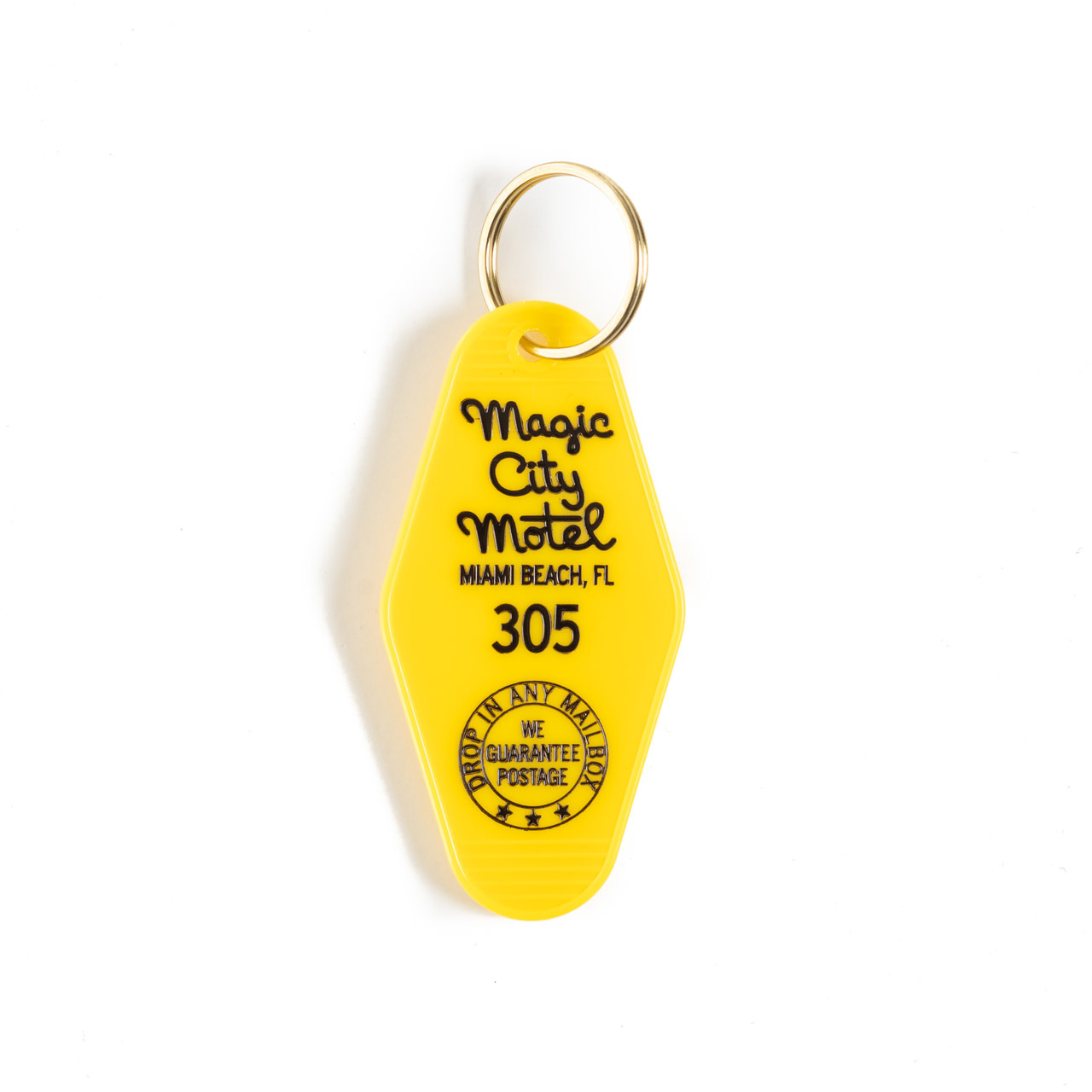 M24 CUSTOM VINTAGE MOTEL KEY RINGS-1