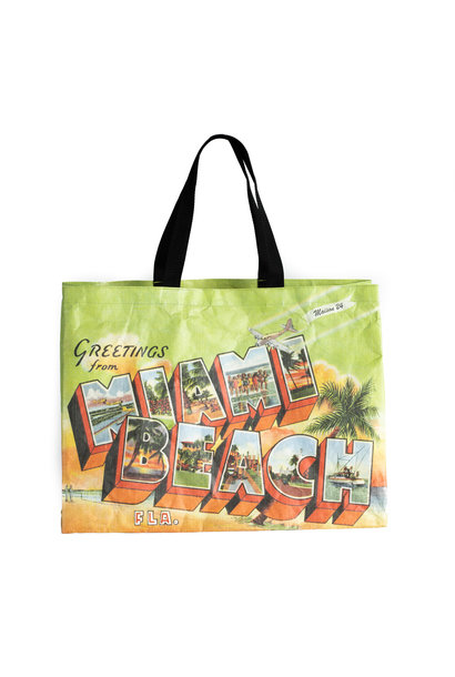 GREETINGS TOTE BAG