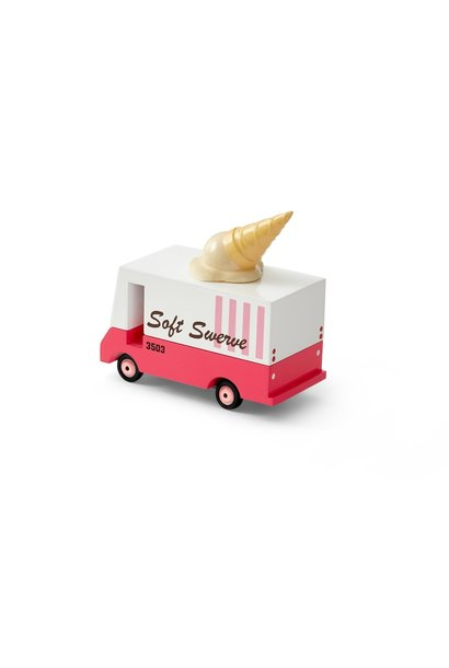 ICE CREAM TOY TRUCK