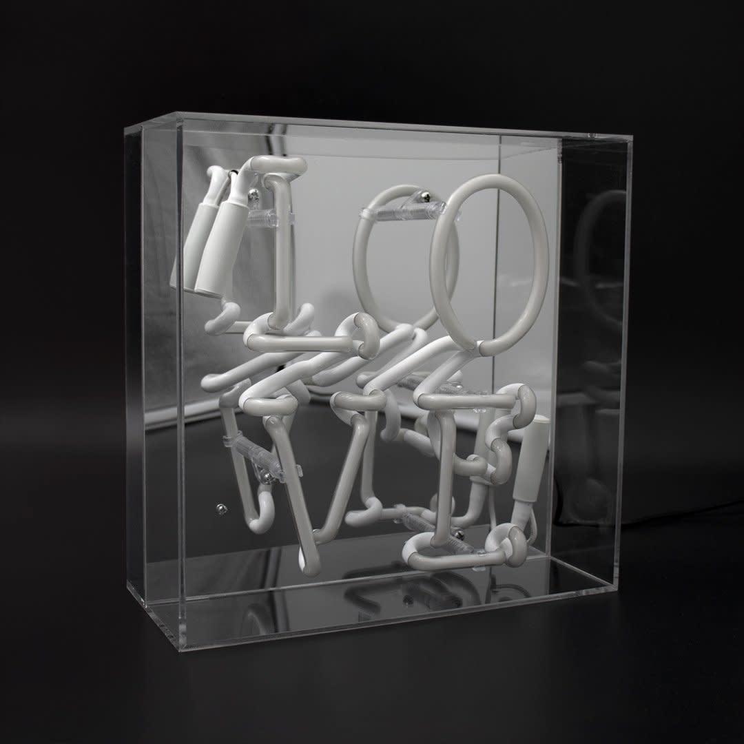 M24 LOVE NEON ART ACRYLIC BOX-2