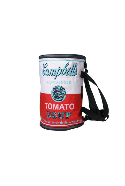 WARHOL-EASTPAK DUFFEL BAG