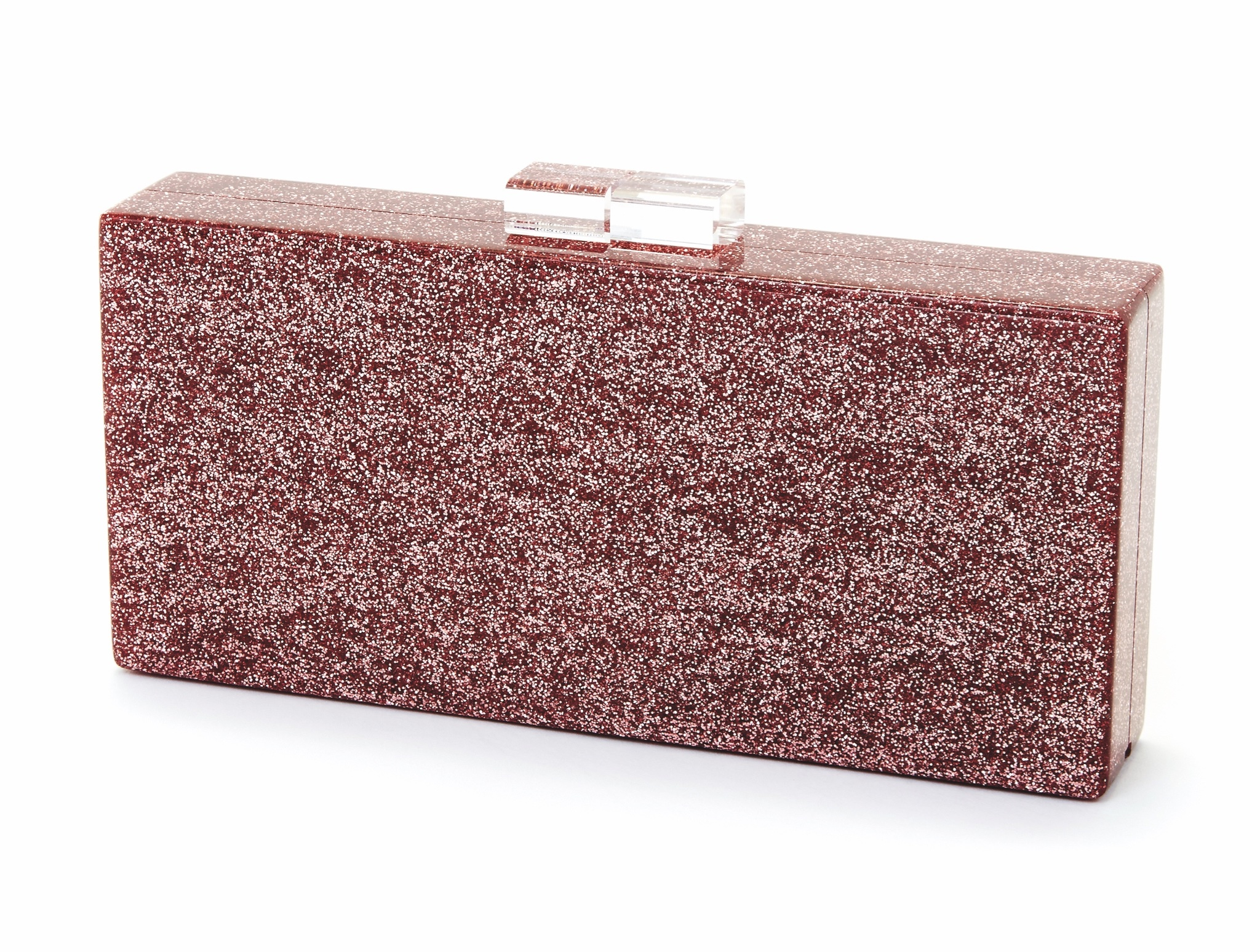 AT FIRST BLUSH ACRYLIC CLUTCH-1