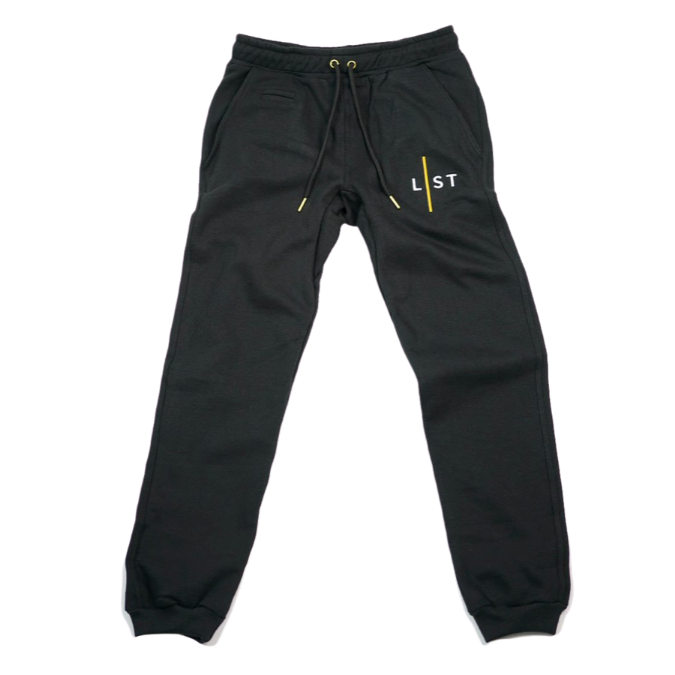 WAITING LIST BLACK JOGGERS-1