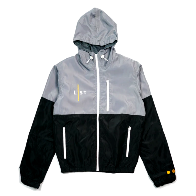 WAITING LIST GREY WINDBREAKER-1