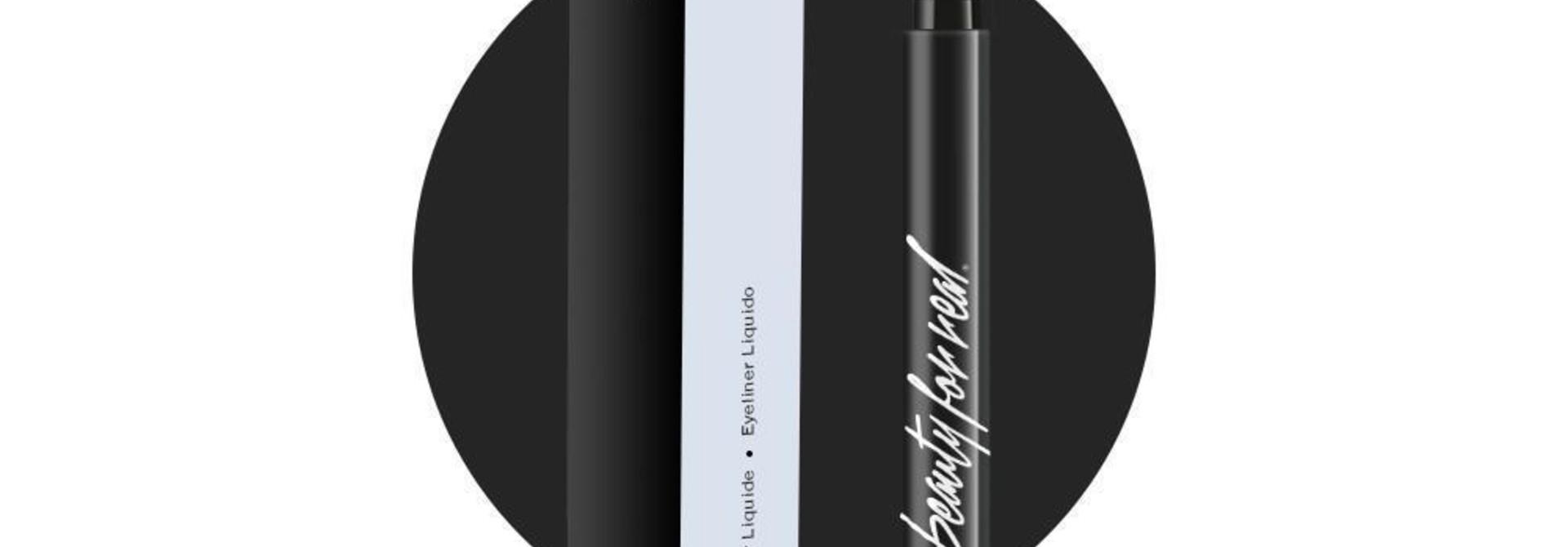 BFR FINISH LINE LIQUID EYELINER JET BLACK