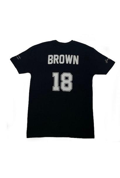 M. BROWN