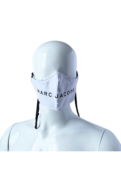 REPURPOSED MASK MARC JACOBS WHITE