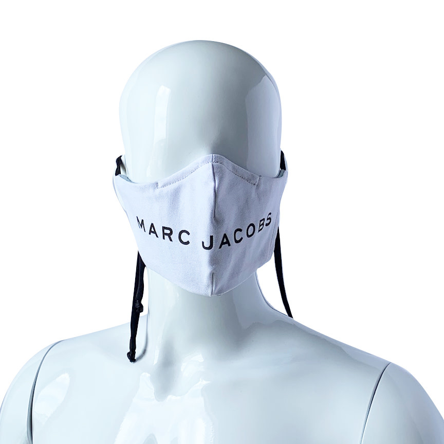 LAST PRGRM REPURPOSED MASK MARC JACOBS WHITE-1