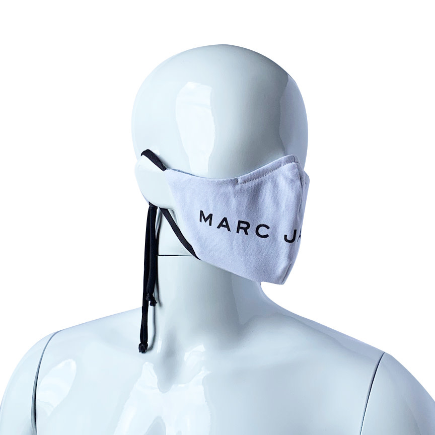LAST PRGRM REPURPOSED MASK MARC JACOBS WHITE-2