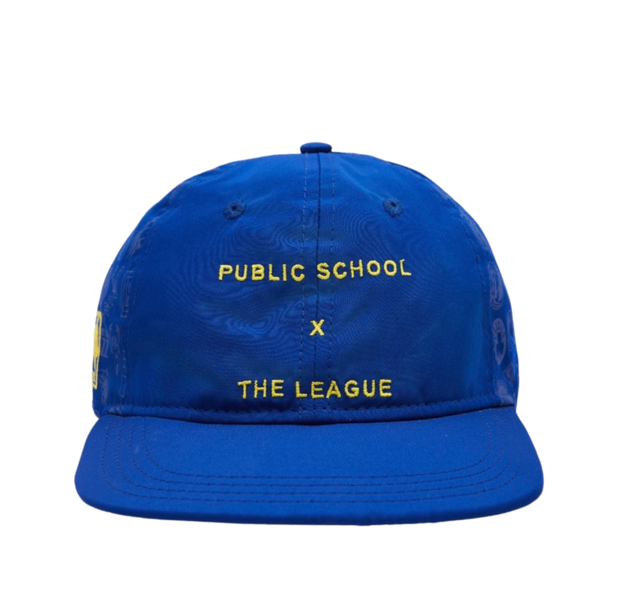 PSNYC LEAGUE HAT GS WARRIORS-1