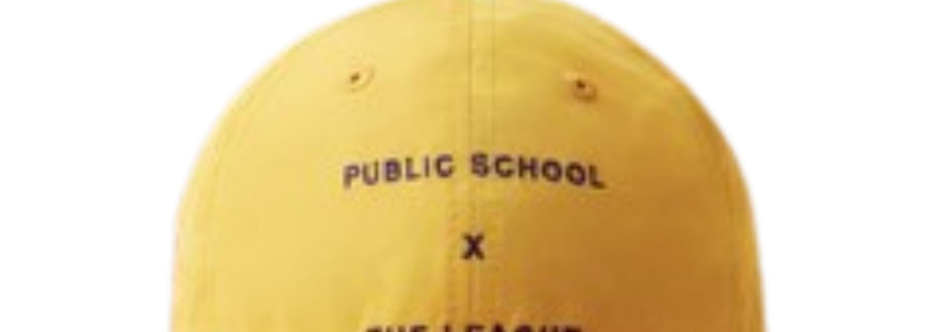PSNYC LEAGUE HAT LAKERS
