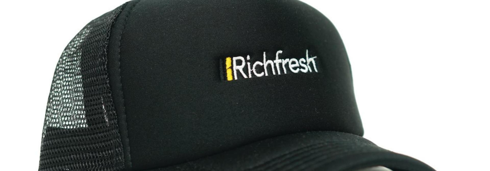 RF TRUCKER HAT