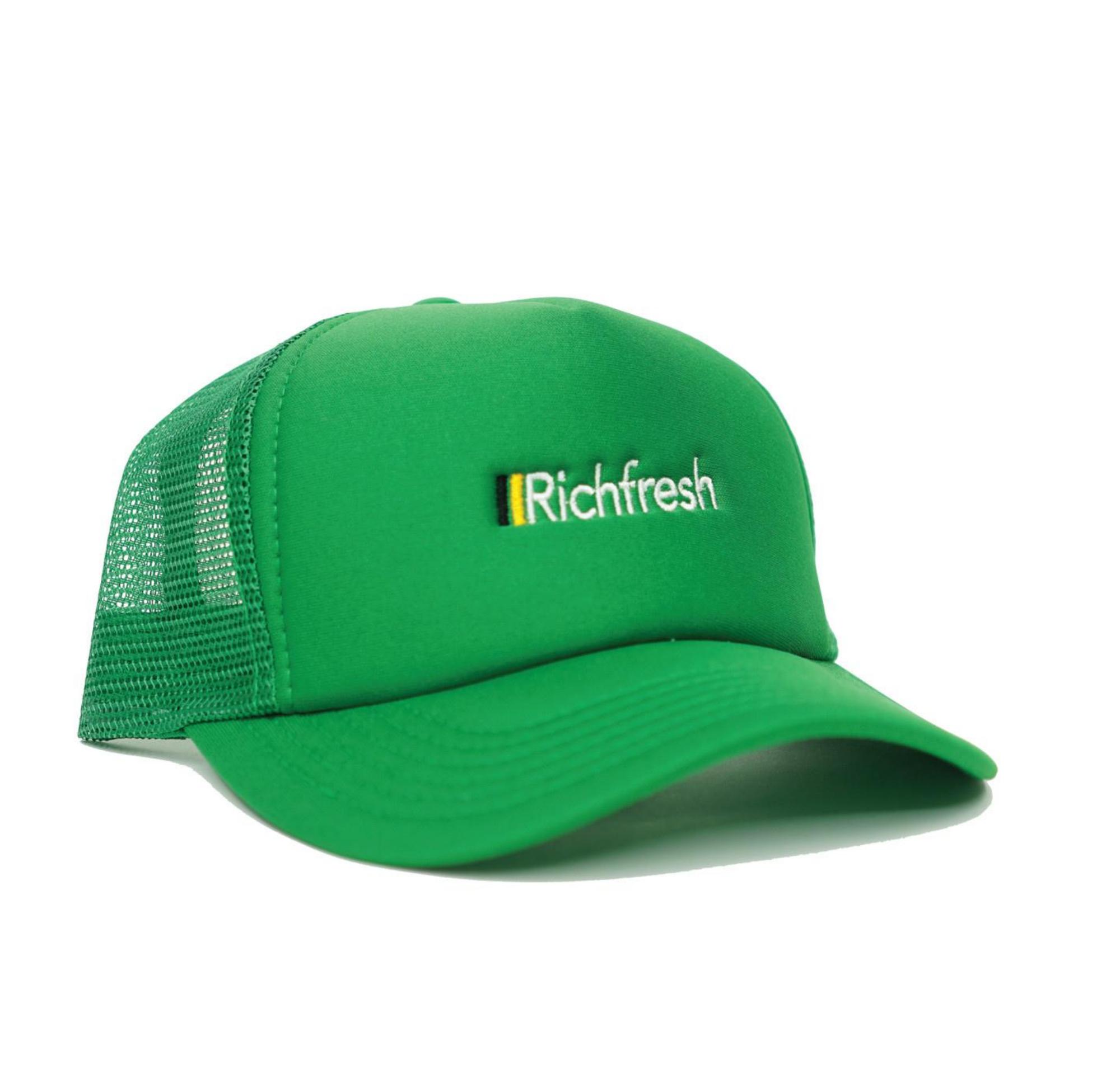 RF TRUCKER HAT-3